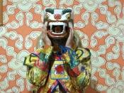 Mask dancer2