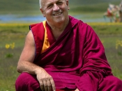 Matthieu-Ricard-Sitting-On-Ground-copy