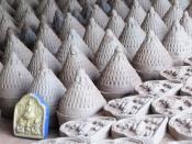 buddha clay figurines2