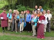 group at ancestors' farmhouse2