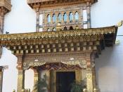 punaka-temple