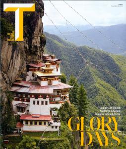 NYTimes_Bhutan_Page_1