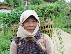 Farmerwoman